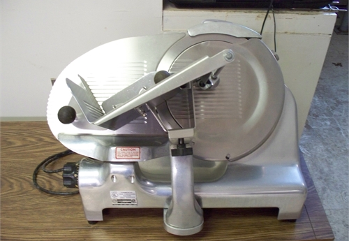 Commercial Deli Meat Slicer - Berkel 808