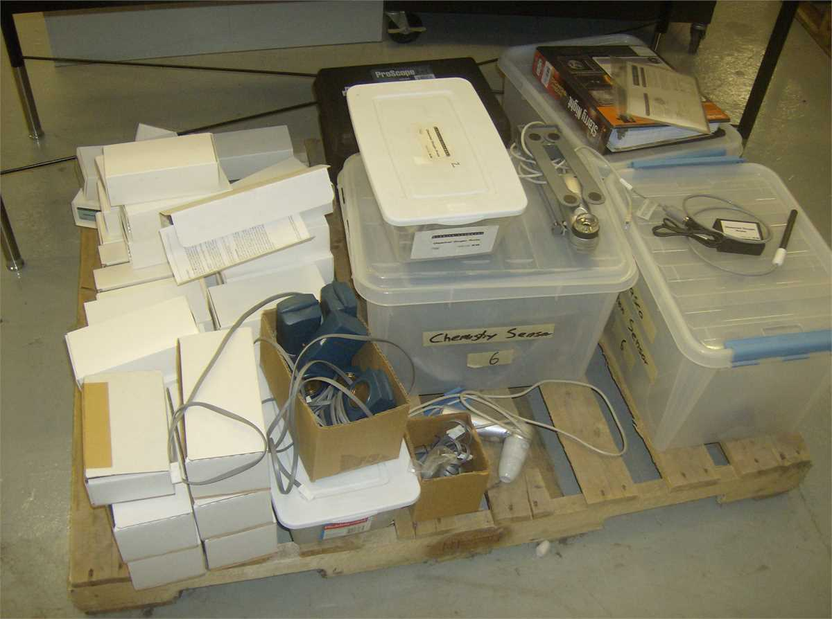 Electronic test equipment A Online Government Auctions of