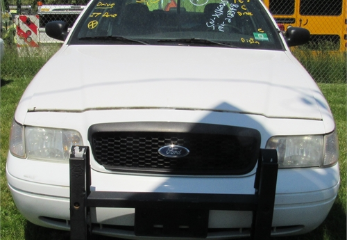 2007 Ford Crown Victoria- DSS2125
