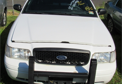 2011 Ford Crown Victoria- DSS2152