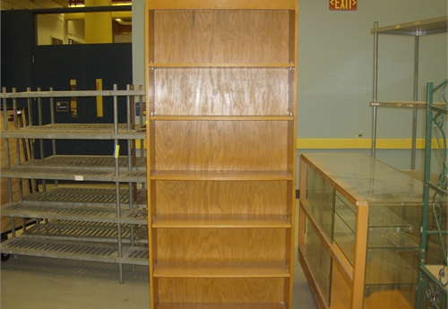 Book Shelf A