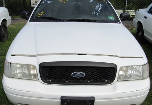 2007 Ford Crown Victoria- DSS2158