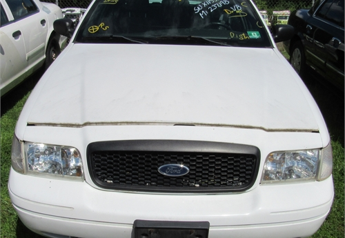2008 Ford Crown Victoria- DSS2161