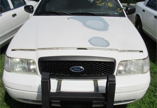 2008 Ford Crown Victoria- DSS2160
