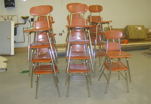 25 -  Student Chairs 2