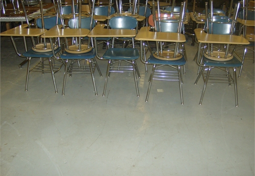 25 -  Student Arm Chairs