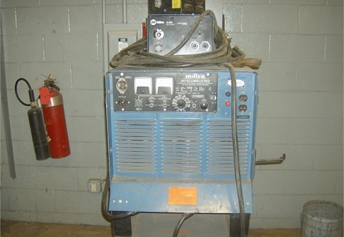 Miller Intelliweld 650 Welder