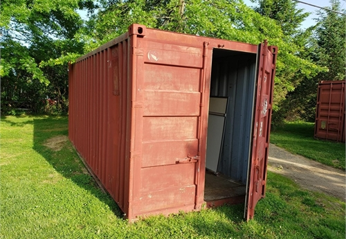 Storage Container (20 ft)