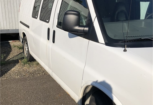 2003 Chevy 1500 Series Van