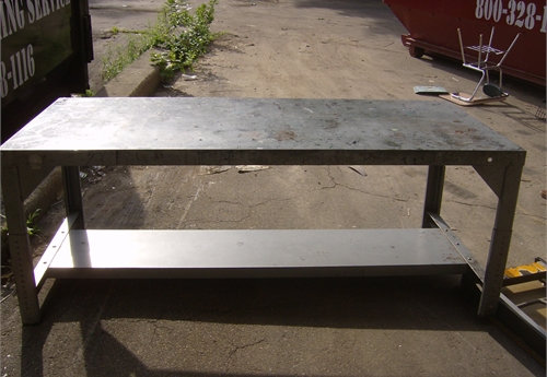 3-Metal work Tables