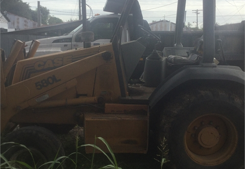 1996 Case 580L Backhoe Online Government Auctions of Government