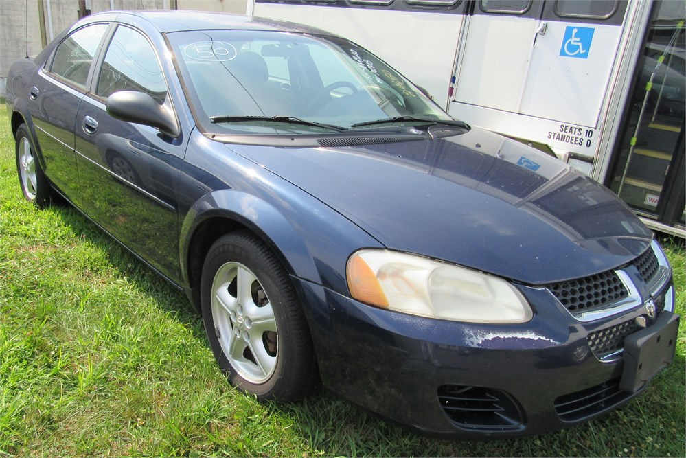 2005 Dodge Stratus-DSS2207 Online Government Auctions of