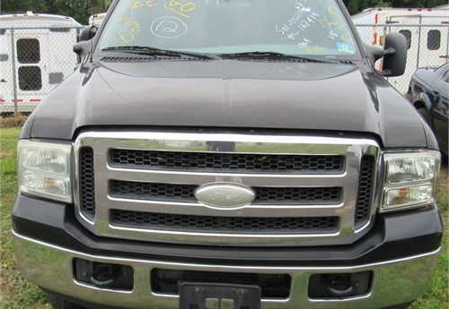 2005 Ford Excursion 4x4-DSS2177