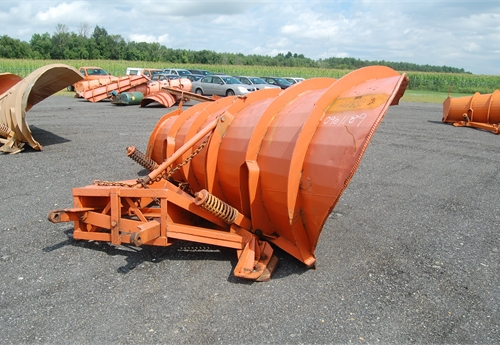 Large right hand barrel plow 0961189