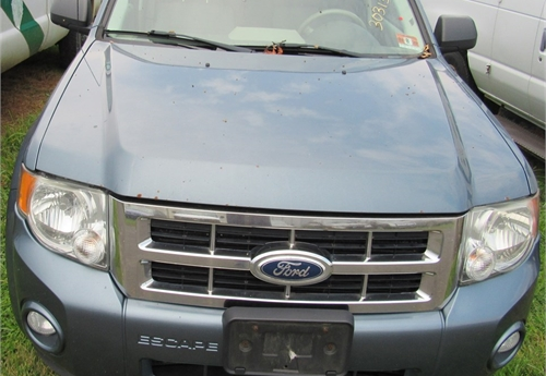 2012 Ford Escape-DSS2233