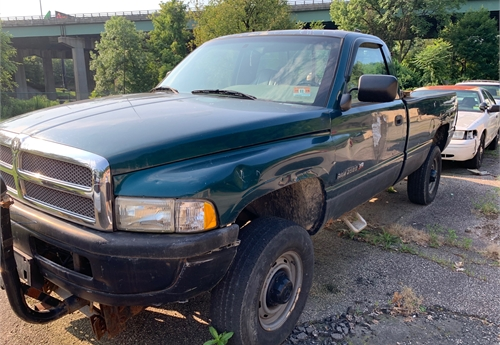 1996 DODGE 2500 PICK-UP