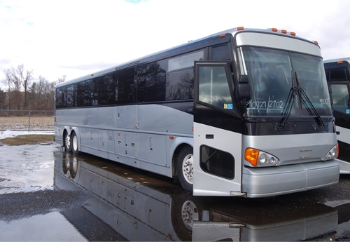 2007 MCI D4500 Coach Bus - CAT eng/Allison Tran - 2702