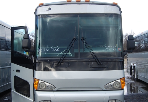 2010 MCI D4505 Coach Bus CUMMINS Eng/ALLISON Trans - 2902