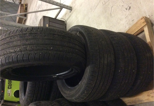 set #7 Nexen Priz AH8 - Size: 215/55R16 97H, M+S,  XL set of 4 ea
