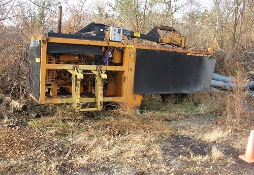 1987 Wildcat Compost turner