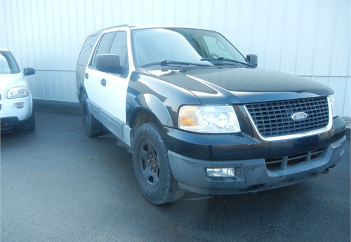 2004 FORD EXPEDITION (Former Police Unit)