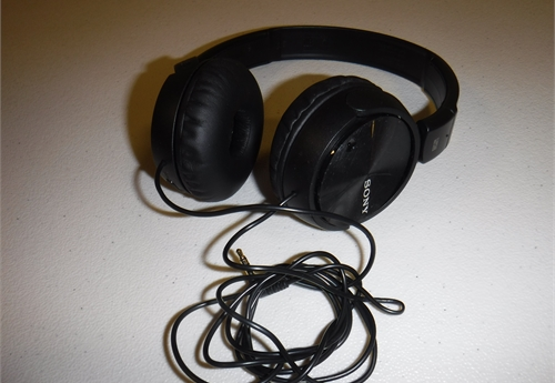 Sony Headphones Set - gently used