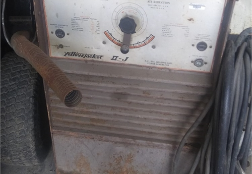 Air Co Gas Welder / Generator