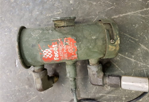 Military Electric Fuel Pump