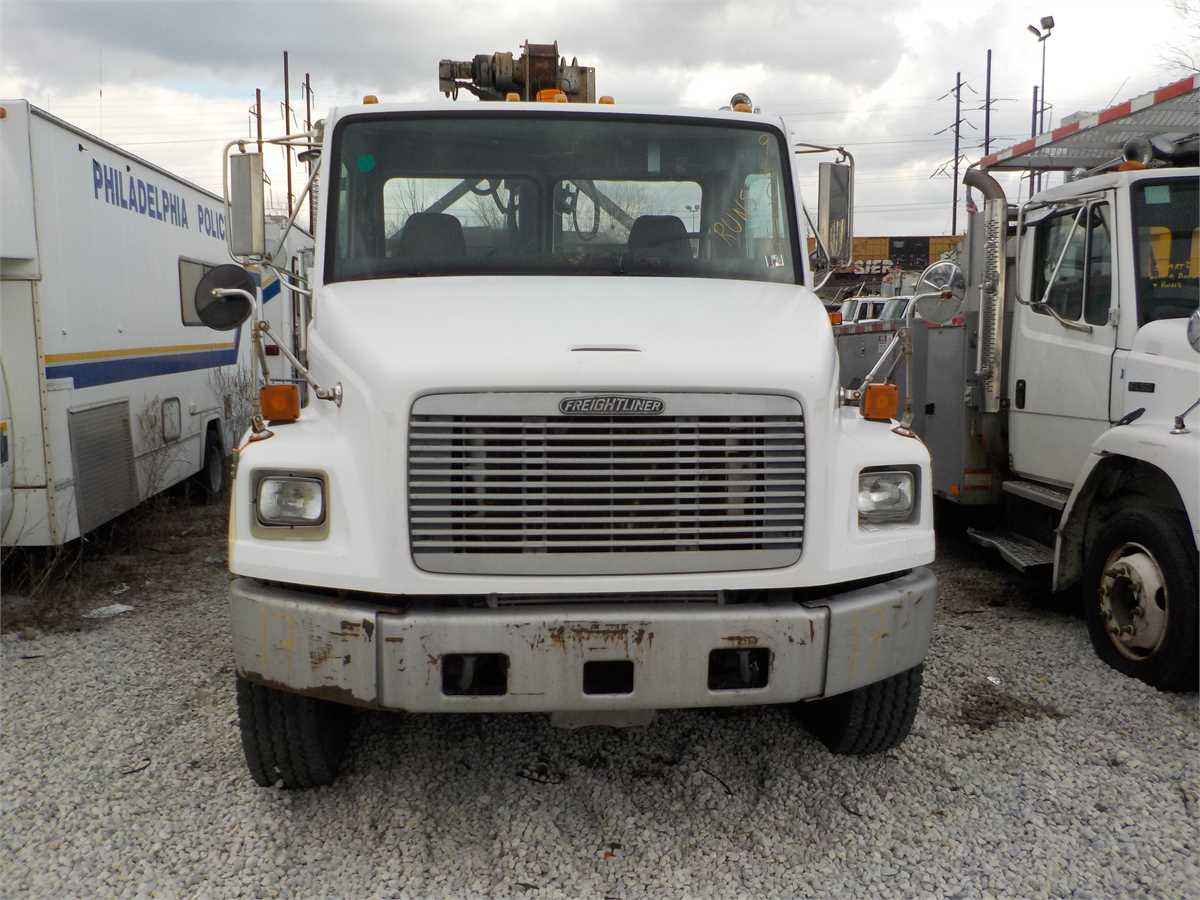 1996 freightliner fl70 lot17 960219 r online government auctions of government surplus municibid municibid