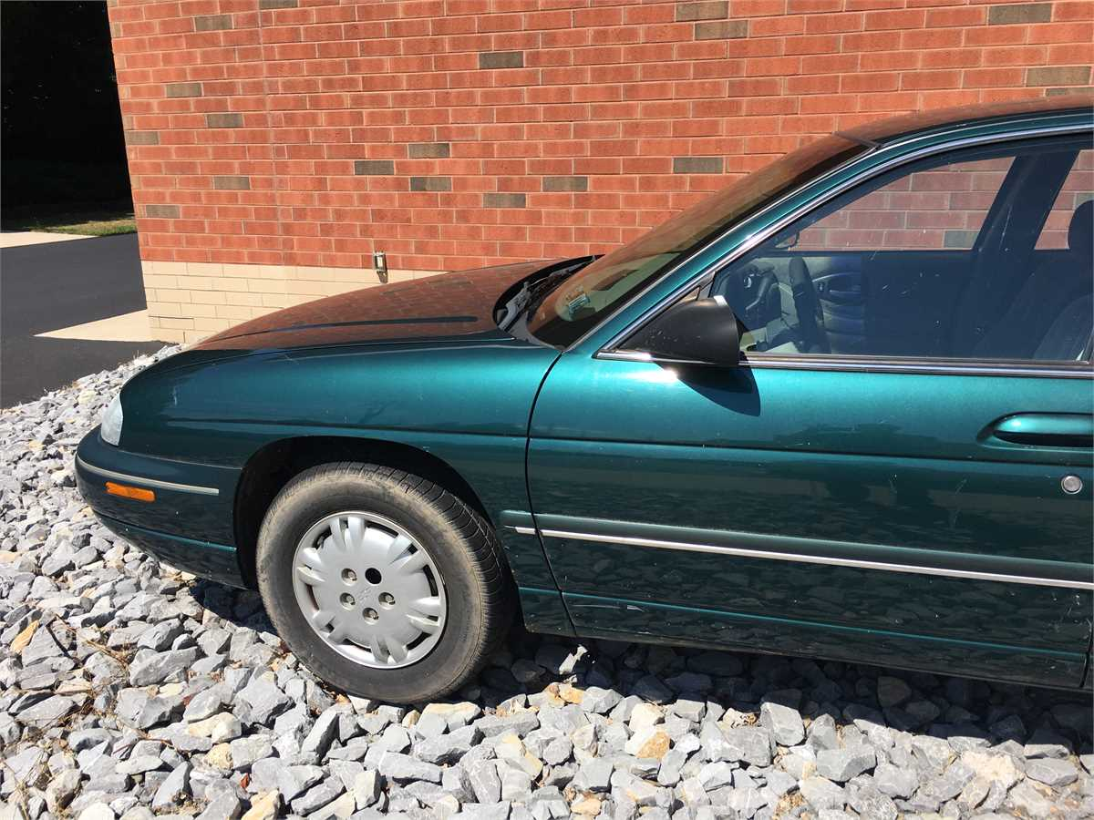 1999 chevy lumina online government auctions of government surplus municibid 1999 chevy lumina online government