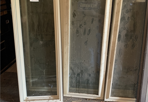 New Thermolite replacement windows