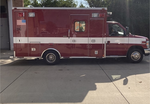 2008 Ford E450 4X2 Medtec Ambulance