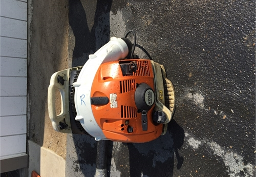 STIHL BR350 back pack blower