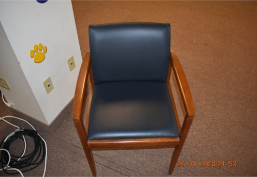 JOHNSTOWN - QTY (1) Wood Frame Side Chair