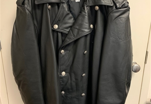 3/4 length Taylor's Leather-Wear Jacket