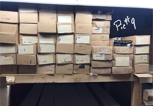 #9/#10 Lightbulbs (ALL ON SHELF) LOT