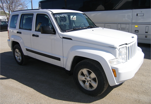 2012 Jeep Liberty 4x4 - EQ4895